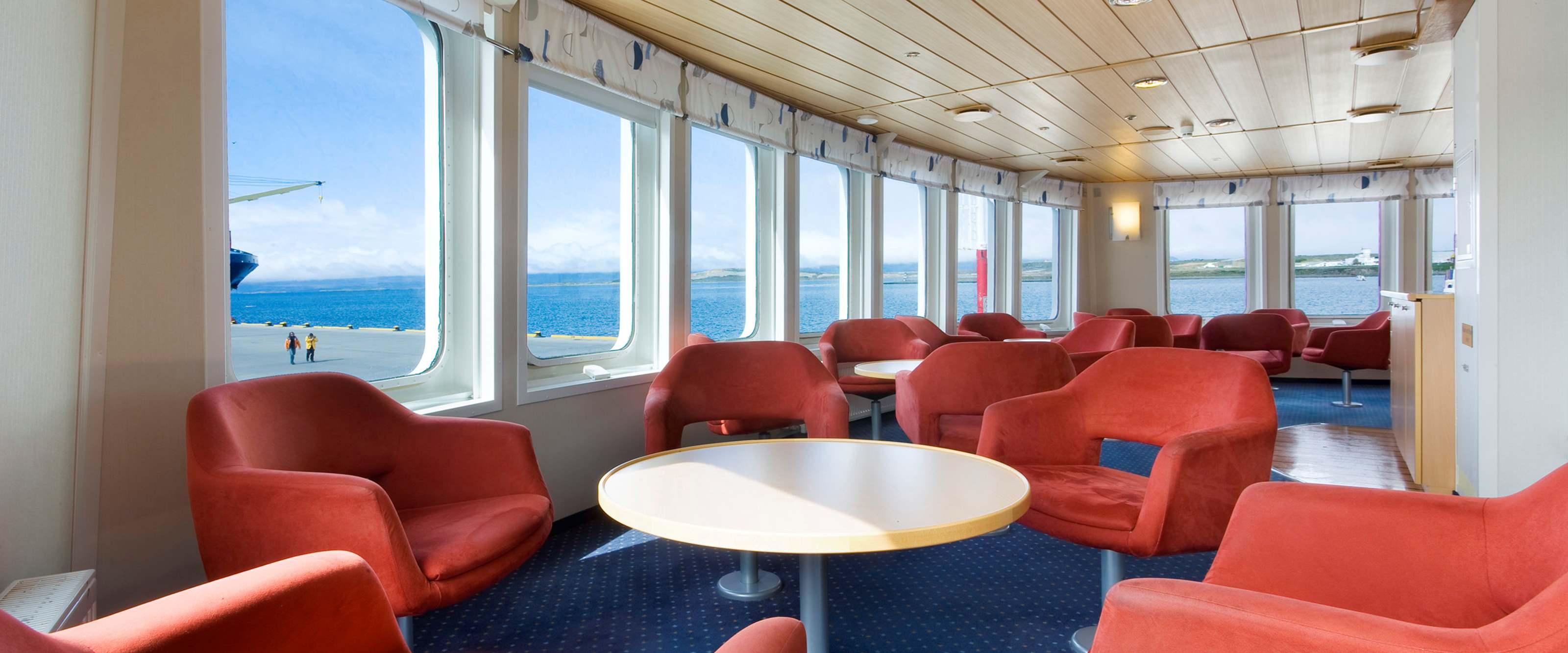 Ocean Nova Observation Lounge
